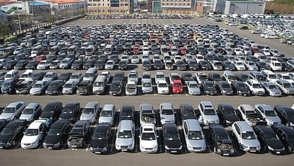 سوق السيارات المصرى