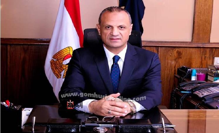 اللواء ابراهيم الديب مساعد وزيرالداخلية ومديرالادارة العامة لمباحث الاموال العامة-