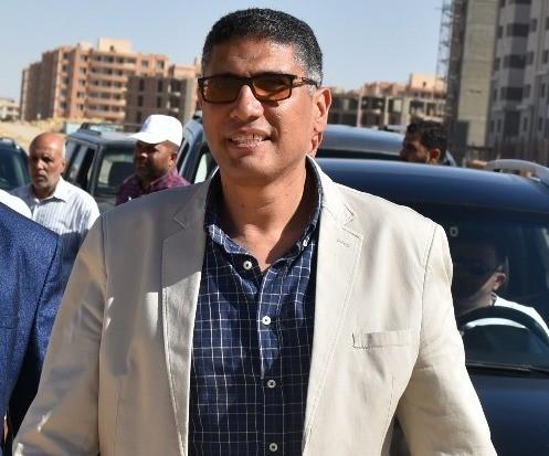 عادل النجار، رئيس جهاز تنمية مدينة القاهرة