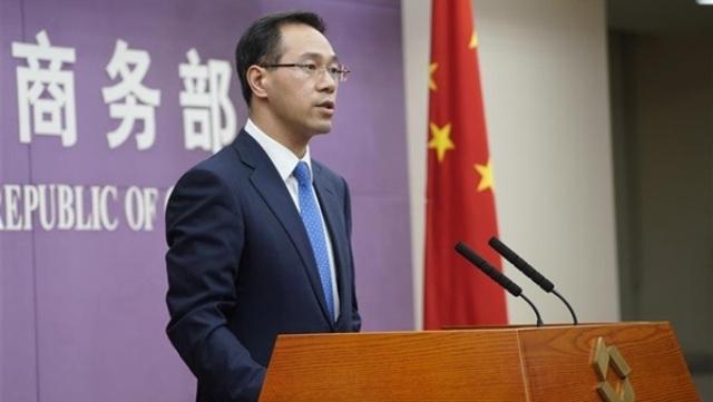 المتحدث باسم الوزارة قاو فنغ