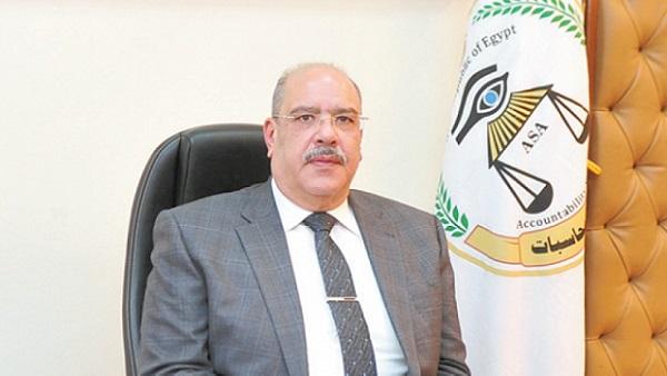 المستشار هشام بدوي رئيس الجهاز المركزي للمحاسبات