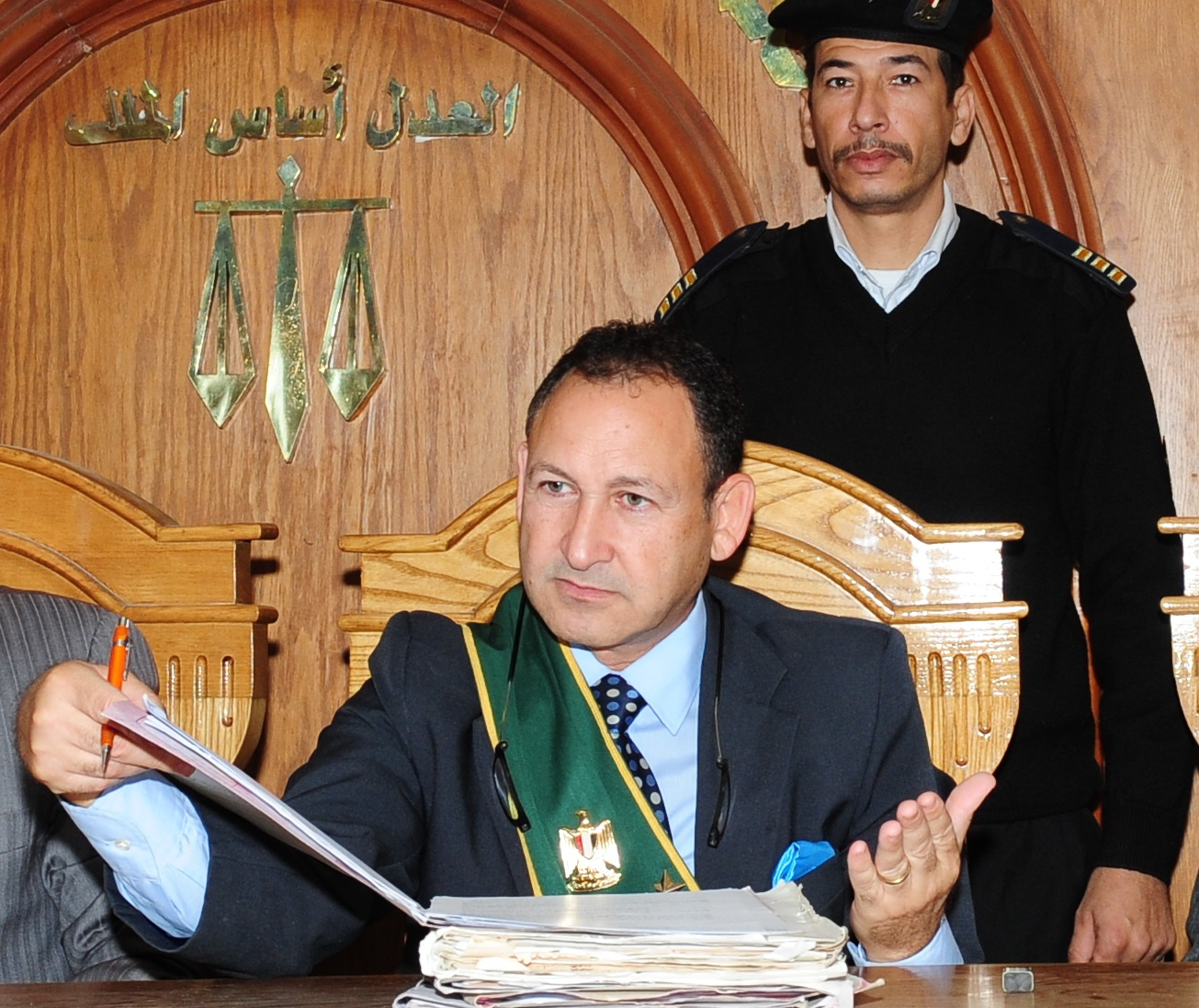 المستشار الدكتور محمد خفاجى