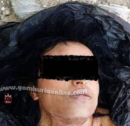 ذبح زوجته وقطع جثتها والقى بها فى صناديق القمامة لشكه فى سلوكها