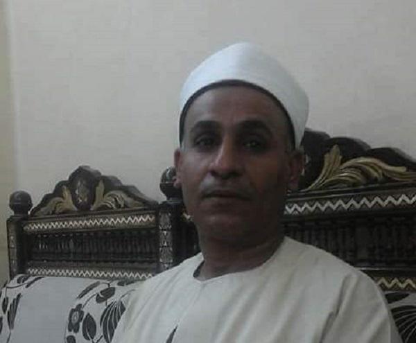 الشيخ سيد عبد الدايم وكيل وزارة الاوقاف بالأقصر