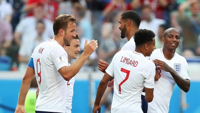 مباراة إنجلترا وبلغاريا