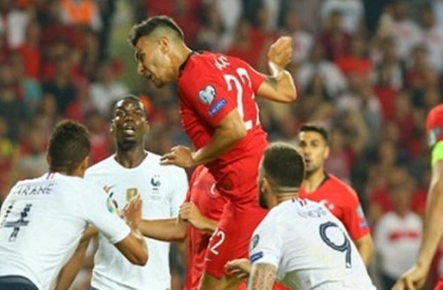 مشاهدة مباراة فرنسا وتركيا