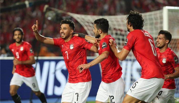 مشاهدة مباراة مصر وبتسوانا