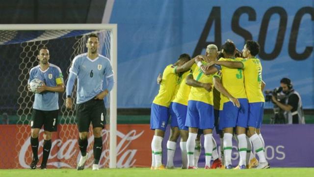 البرازيل واورجواى