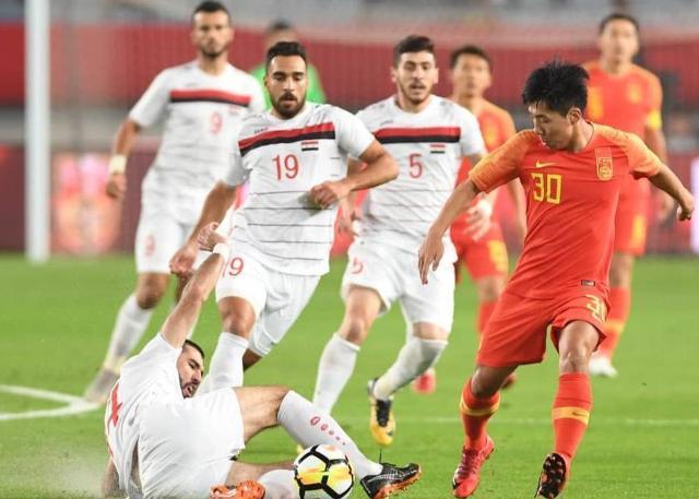 بث مباشر مباراة سوريا والصين