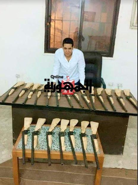 النقيب محمد عثمان معاون