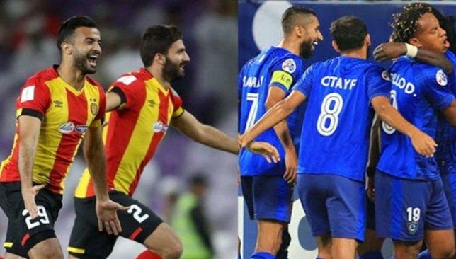 مشاهدة مباراة الترجى التونسى والهلال السعودى