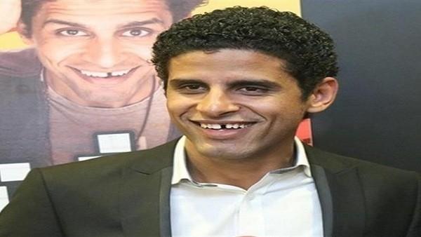 الفنان الشاب حمدي المرغني