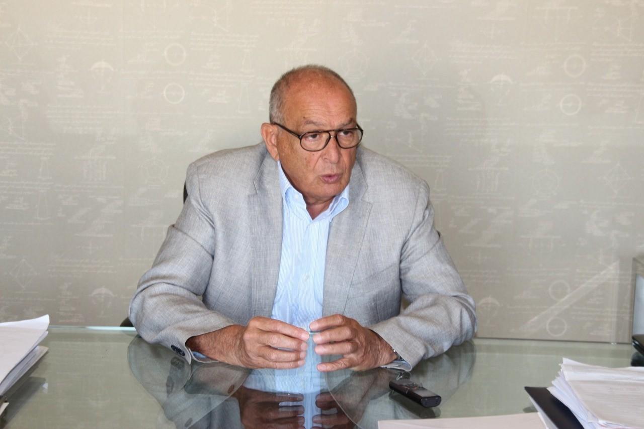 المهندس ممدوح بدر الدين رئيس مجلس إدارة شعبة الاستثمار العقارى