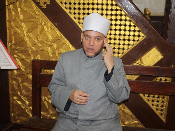الشيخ أحمد ربيع الأزهري