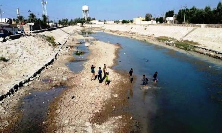 نهر دجلة العراقي
