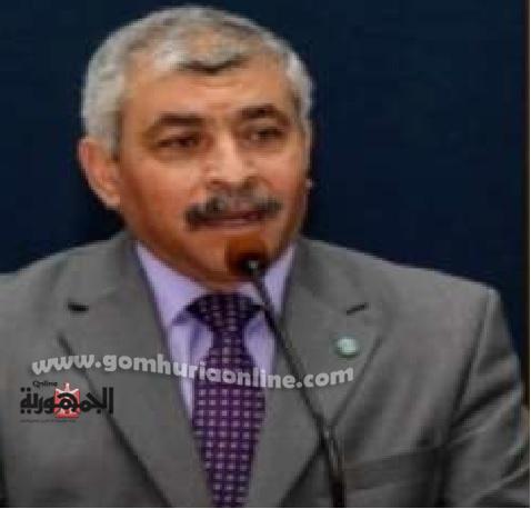 الربان طارق شاهين رئيس ميناء الاسكندرية