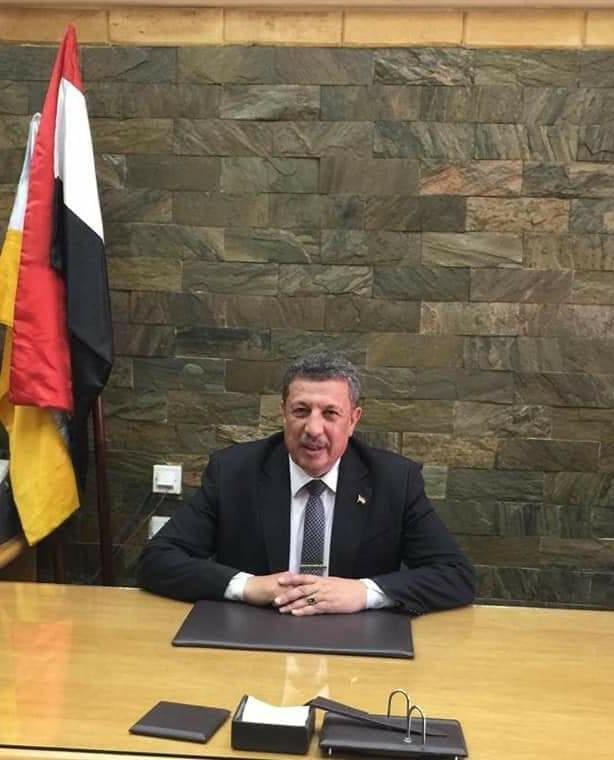 يوسف الديب وكيل وزارة التربيه والتعليم
