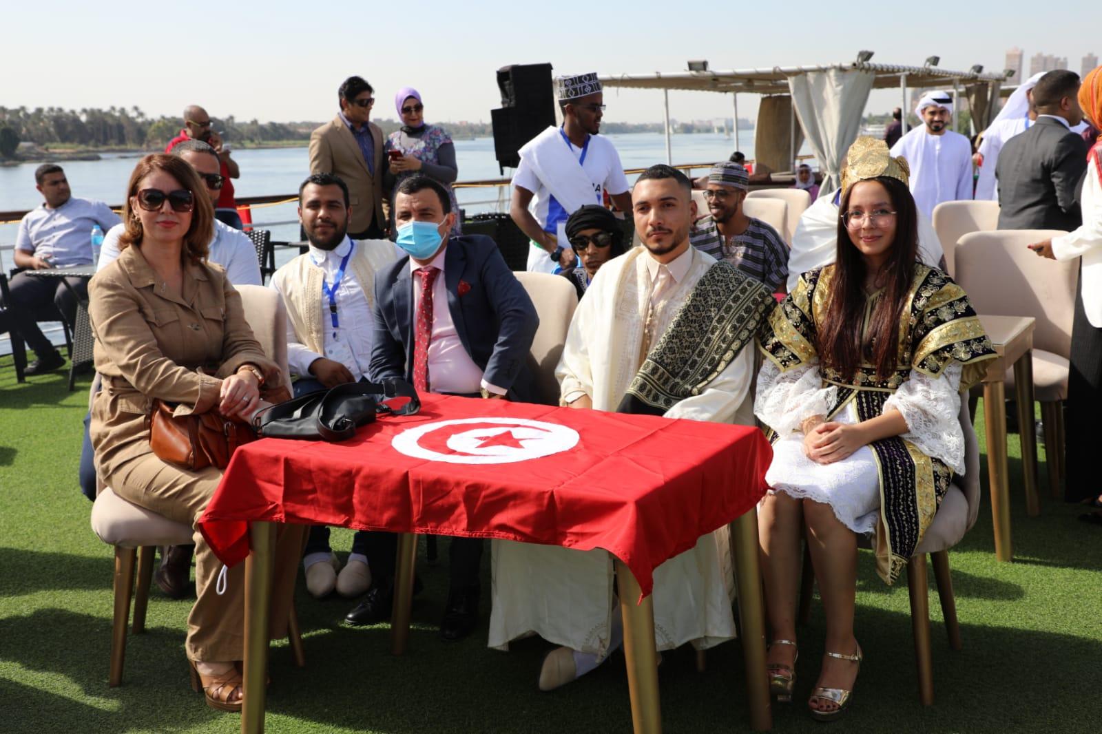 سفينة النيل للشباب العربى