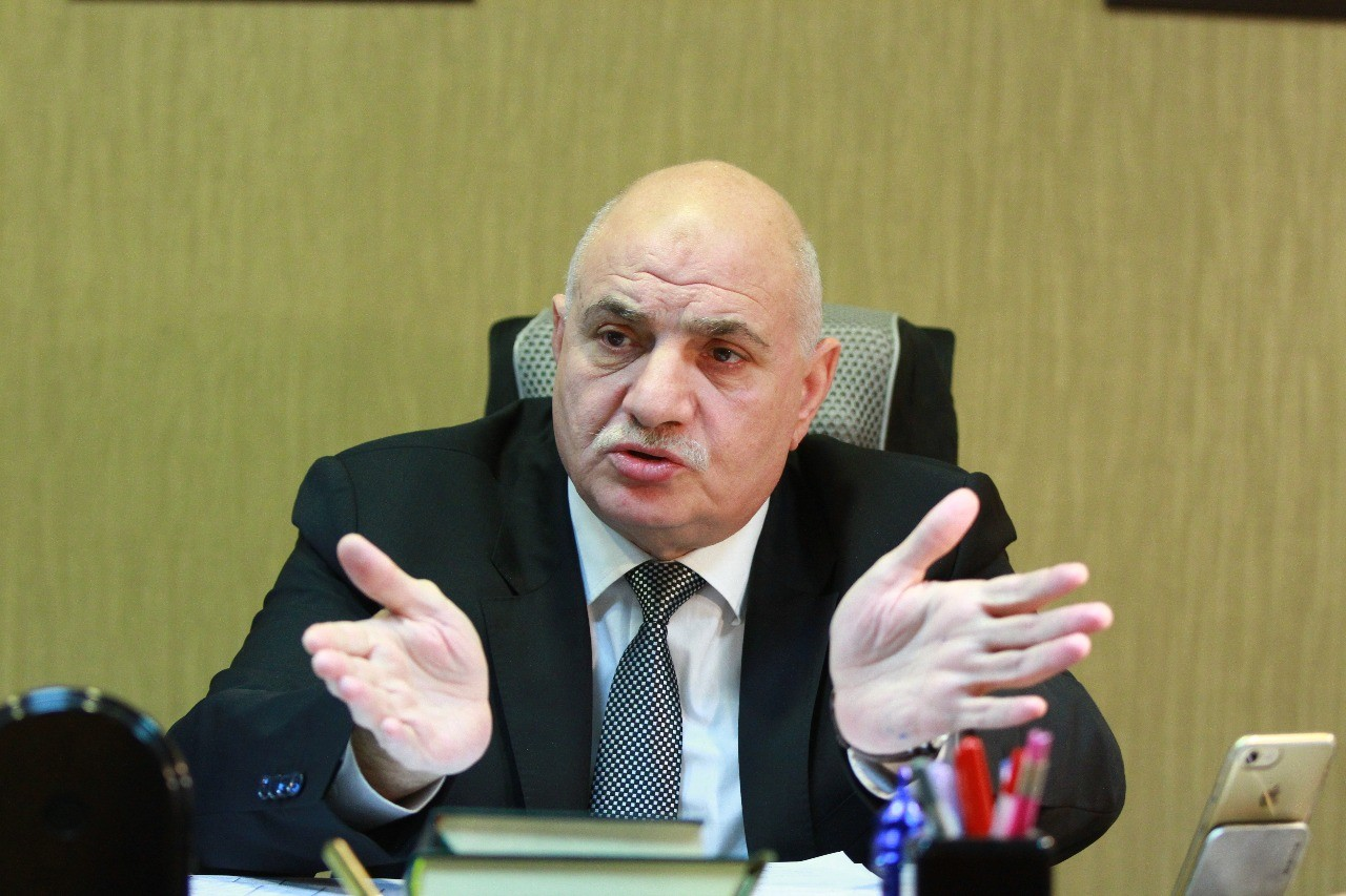 اللواء محمد منصور مساعد وزير الداخلية لقطاع أمن القاهرة