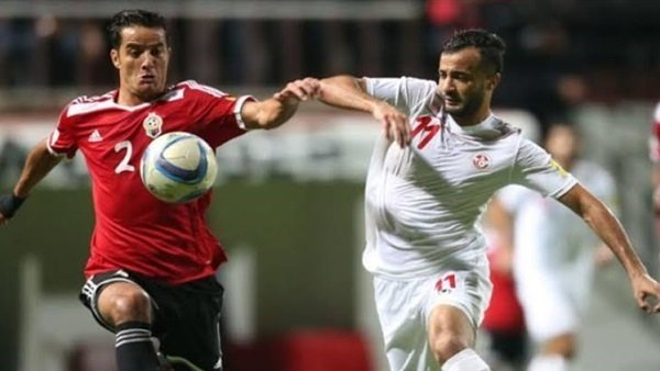 بث مباشر مباراة تونس وليبيا