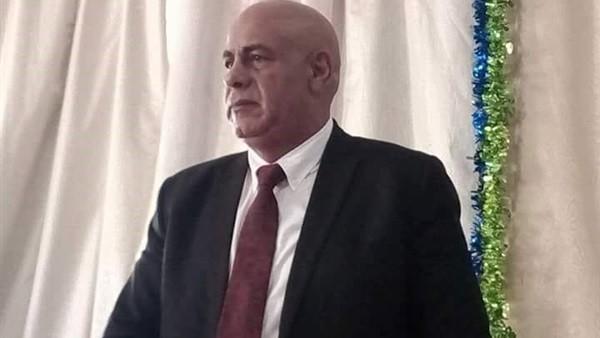 خالد حجازي وكيل وزارة التربية و التعليم بالجيزة