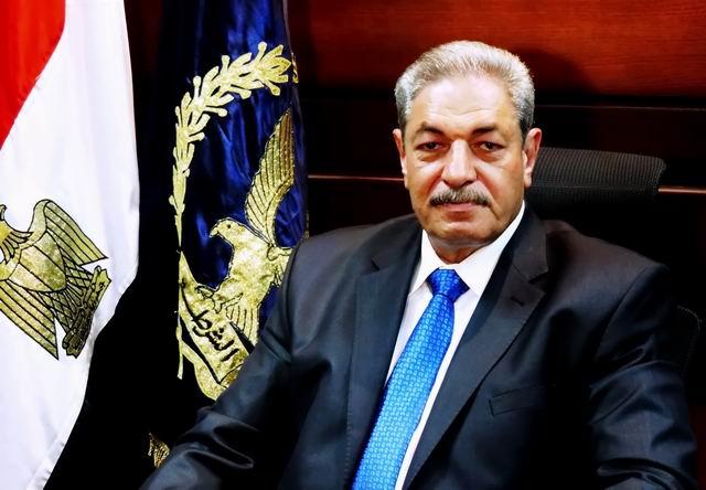 اللواء محمد حجي مدير أمن الدقهلية