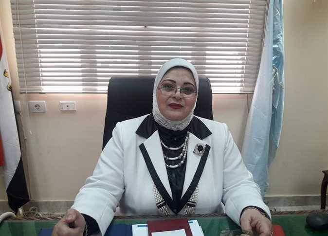 الدكتورة بثينة كشك وكيلة وزارة التربية والتعليم في كفر الشيخ