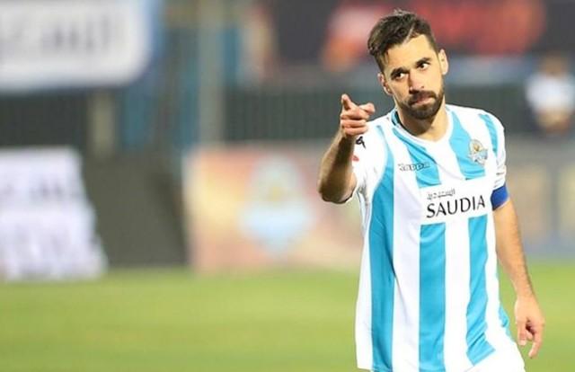عبد الله السعيد لاعب