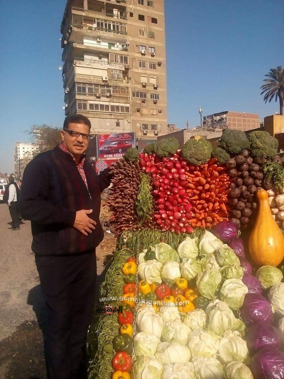 احمد فرغلى اخصائي تغذيه علاجيه