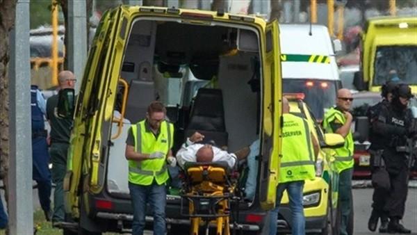 حادث نيوزلندا