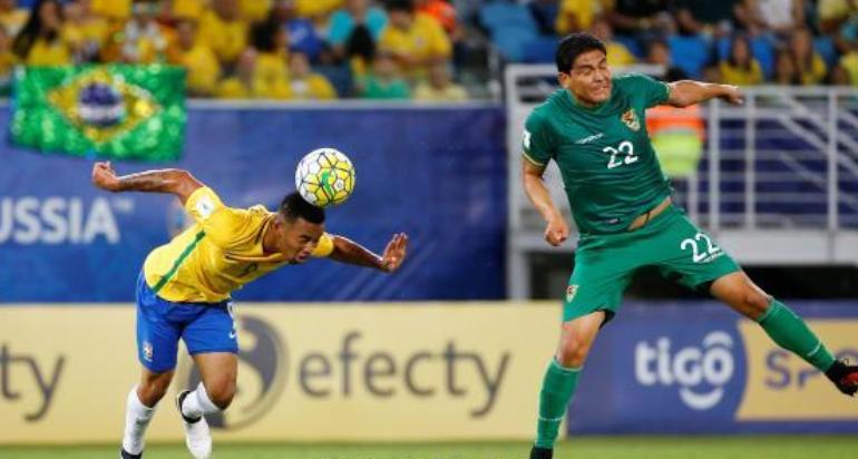 مشاهدة مباراة البرازيل وبوليفيا