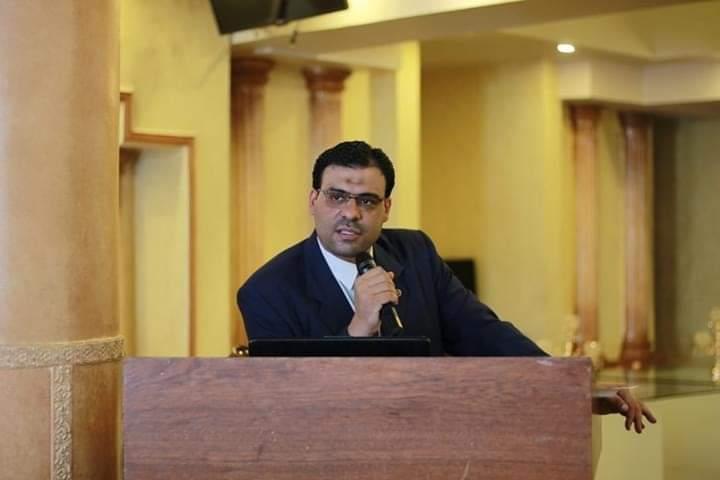 دكتور حسن قبارى عميد معهد الأرشاد والدراسات النفسية