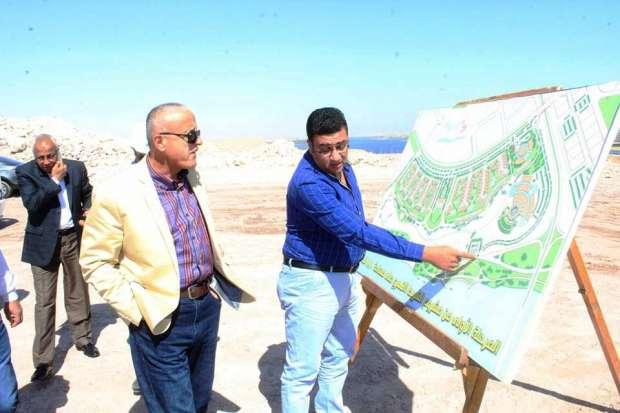 المهندس عبد المطلب عمارة، نائب وزير الإسكان