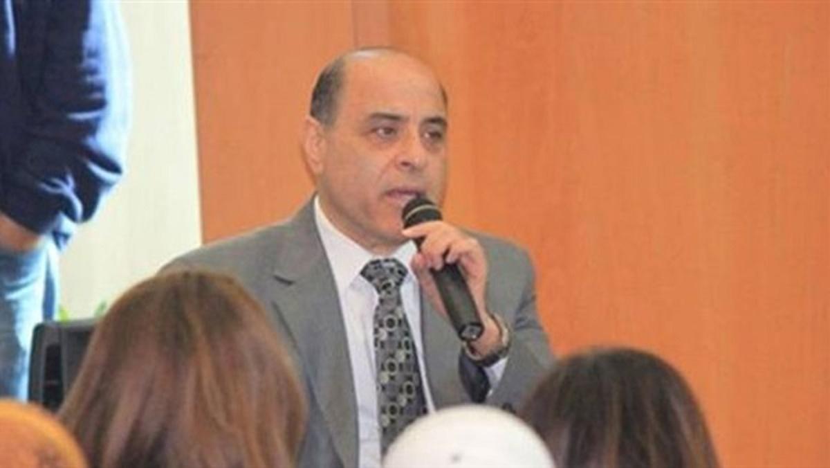 الدكتور أشرف مرعي- المشرف العام على المجلس القومي للأشخاص ذوي الإعاقة