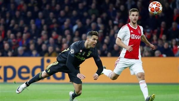 شاهد مباراة اليوفنتوس وأياكس أمستردام