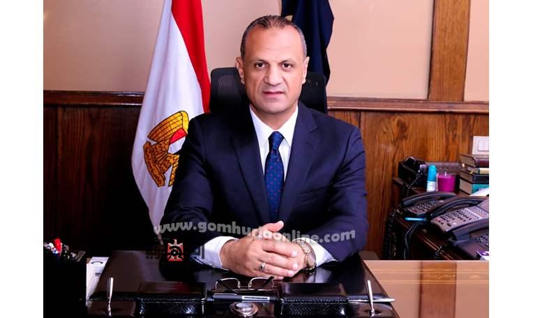 اللواء ابراهيم يوسف مساعد وزيرالداخلية ومديرالادارة العامة لمباحث الاموال العامة