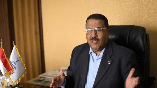 سعيد عبده رئيس اتحاد الناشرين