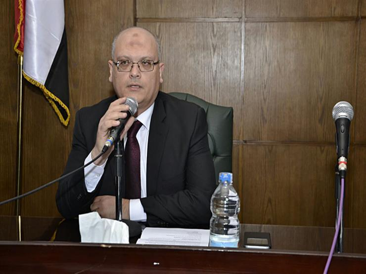 الدكتور خالد قدري عميد كلية التجارة جامعة عين شمس