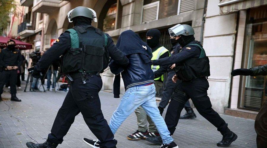 اعتقال لصوص