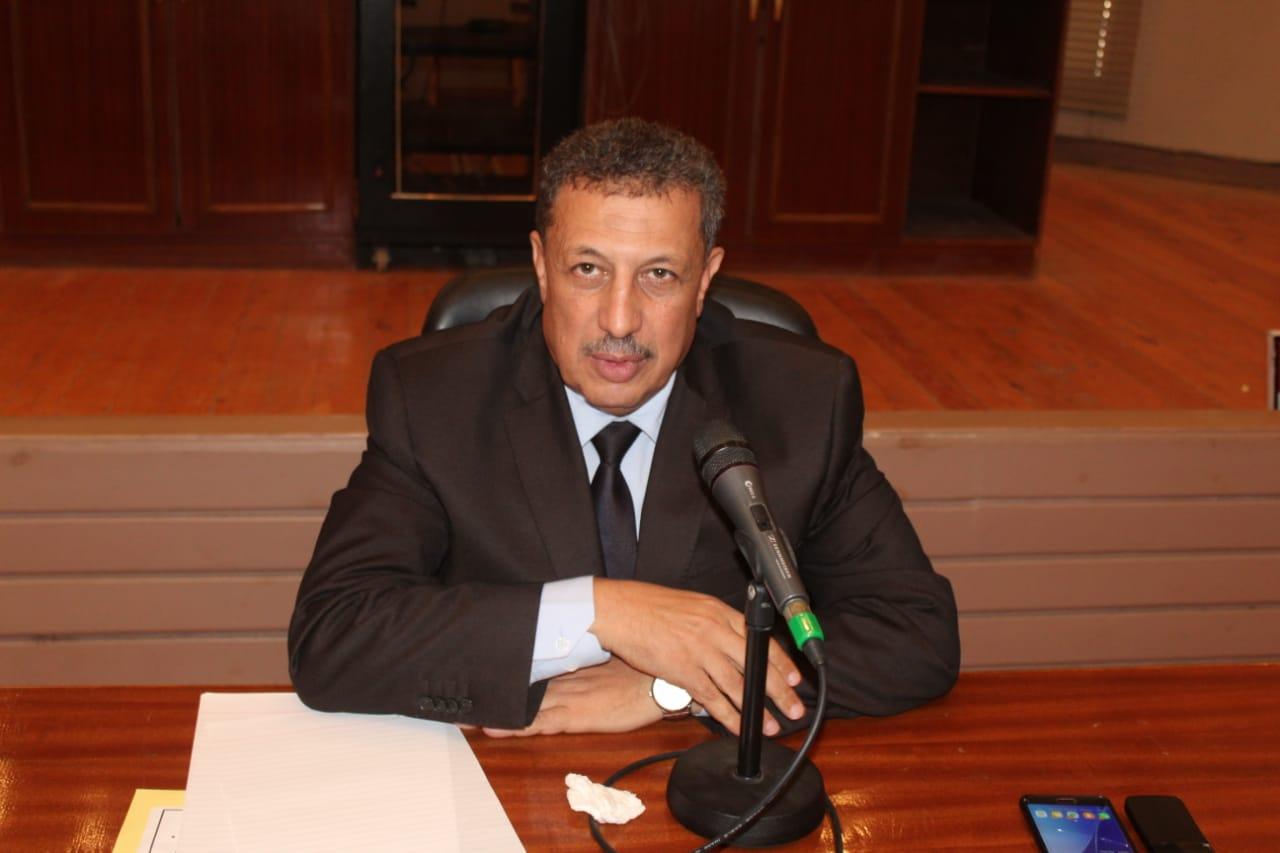 يوسف الديب وكيل وزارة التعليم بالإسكندرية