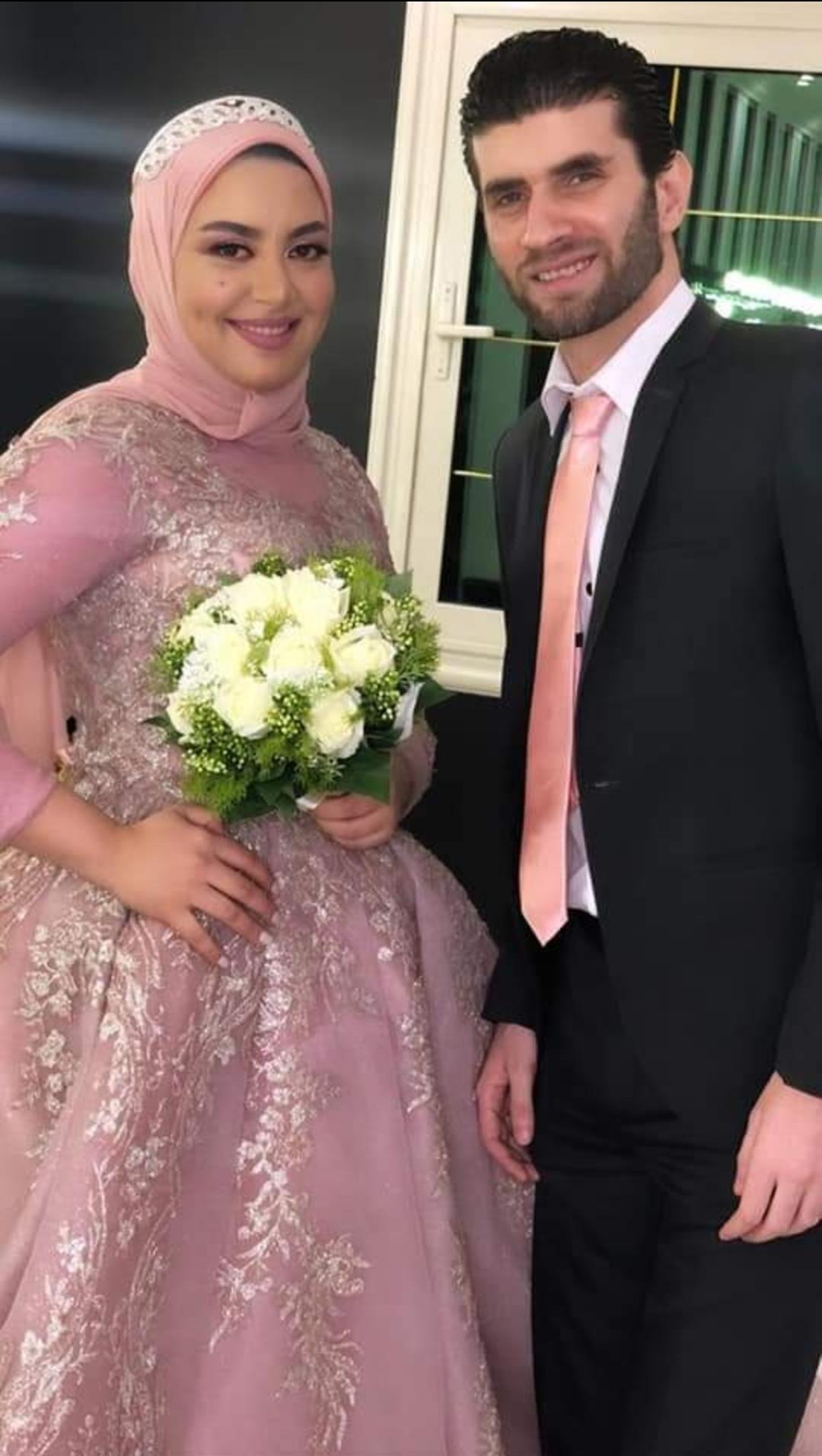 تورتة العروسة من ابداعات الشيف عامر طنطاوي