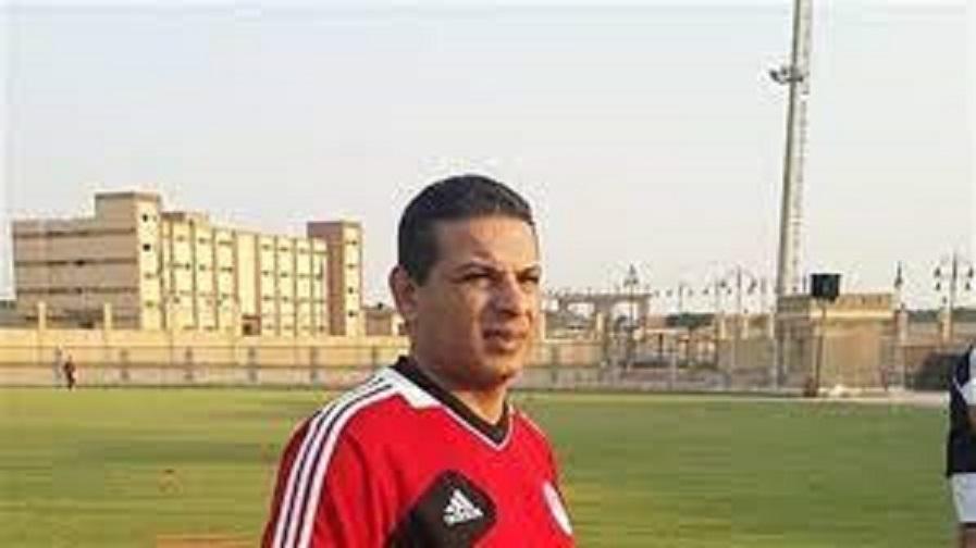 هشام عبد المنعم المدير الفنى للبترول