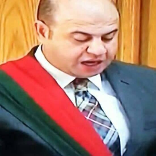 المستشار سمير حسن