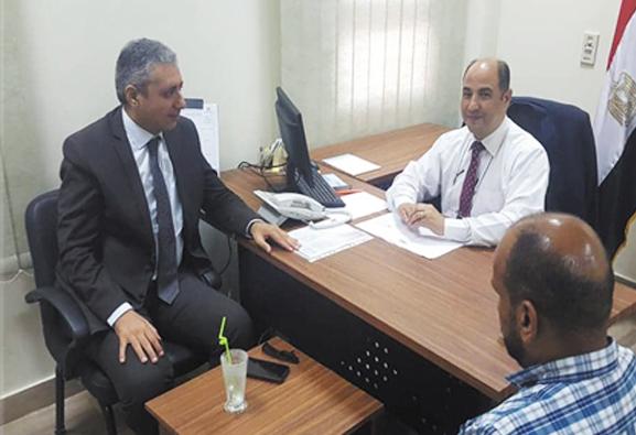 نقيب صيادلة الإسكندرية ورئيس حماية المستهلك
