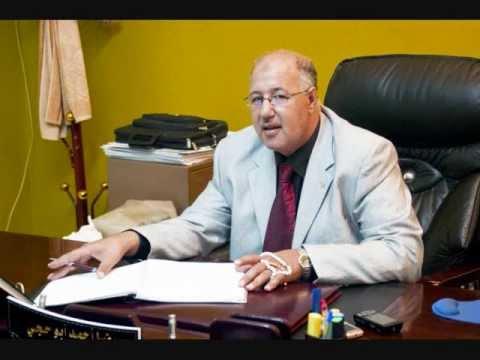 المستشار رضا ابو حجي رئيس حزب مصر المستقبل