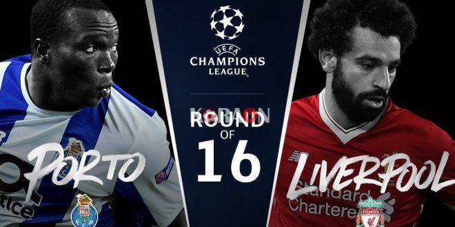 بث مباشر مباراة ليفربول وبورتو