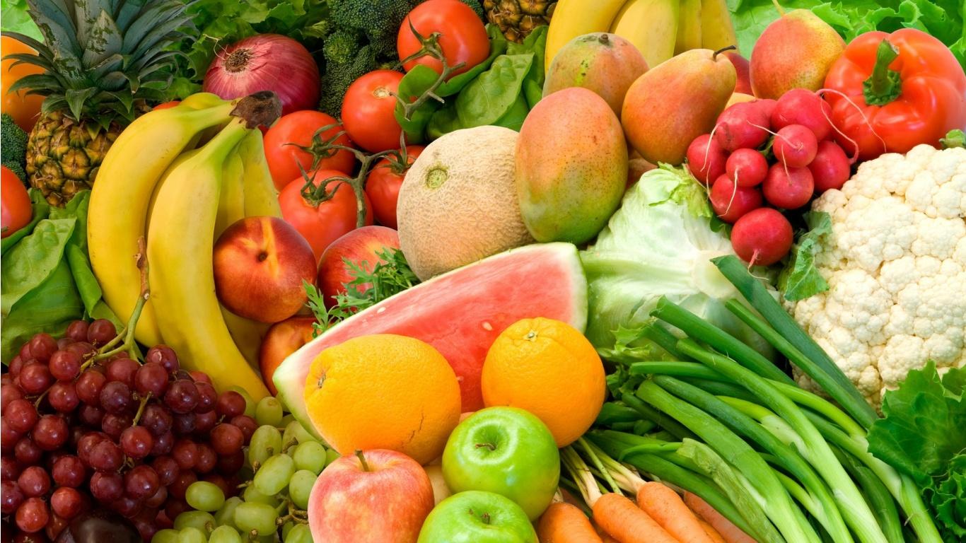 أسعار الخضار والفاكهة