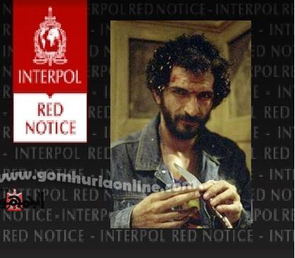 حقيقة  ادراج اسم الفنان عمروواكد فى النشرة الحمراء للانتربول الدولى