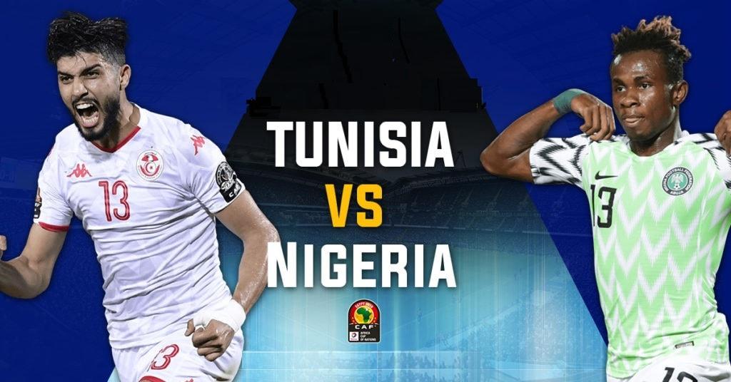 مشاهدة مباراة تونس ونيجيريا