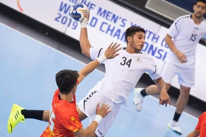 منتخب مصر لكرة اليد للناشئين